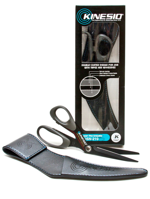 Kinesio Pro Scissors with Holster: Right Handed