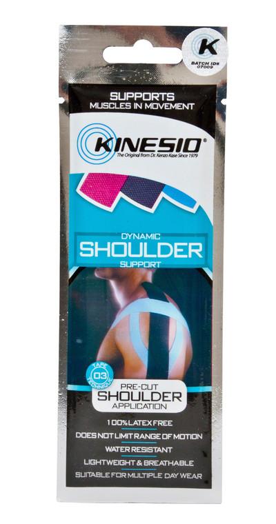 Kinesio Pre-Cut: Shoulder