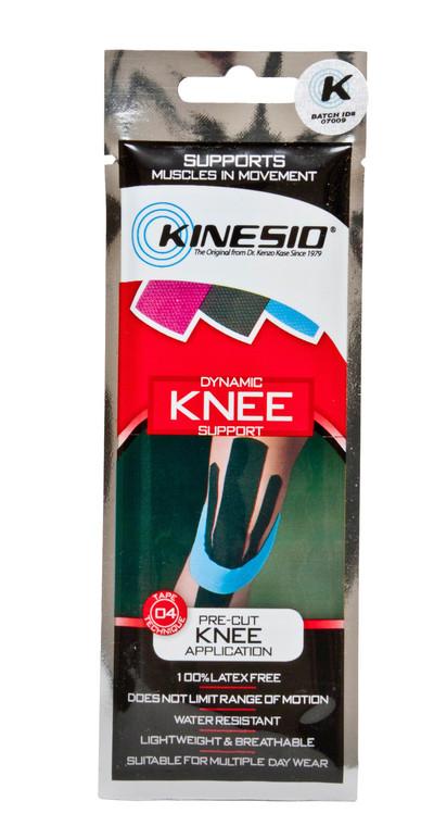 Kinesio Pre-Cut: Knee
