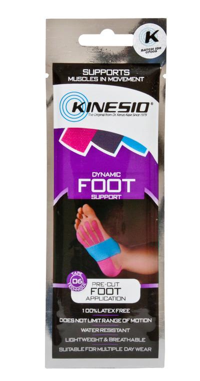 Kinesio Pre-Cut: Foot