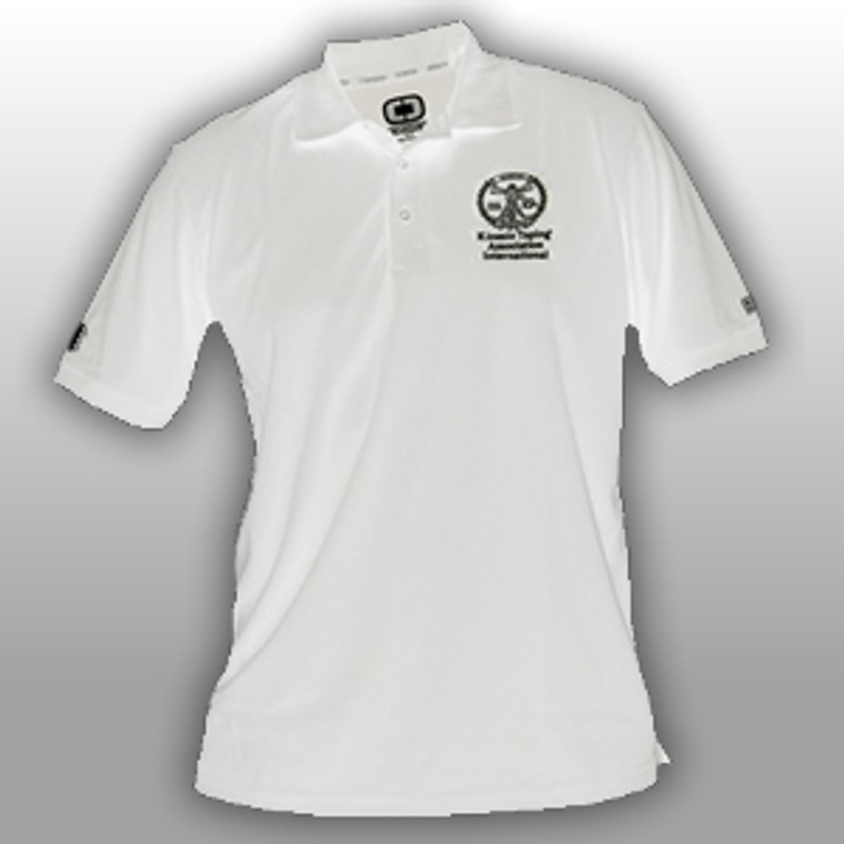 KTAI Men's Polo - White Ogio