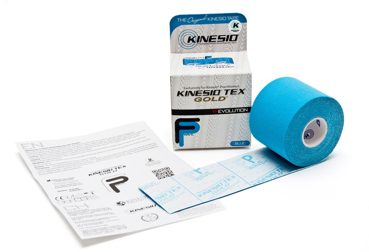 "Kinesio Tex Gold FP: 2"" Blue"