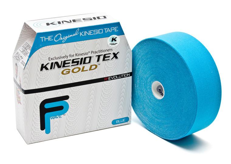 "Kinesio Gold FP: 2"" Bulk Blue"