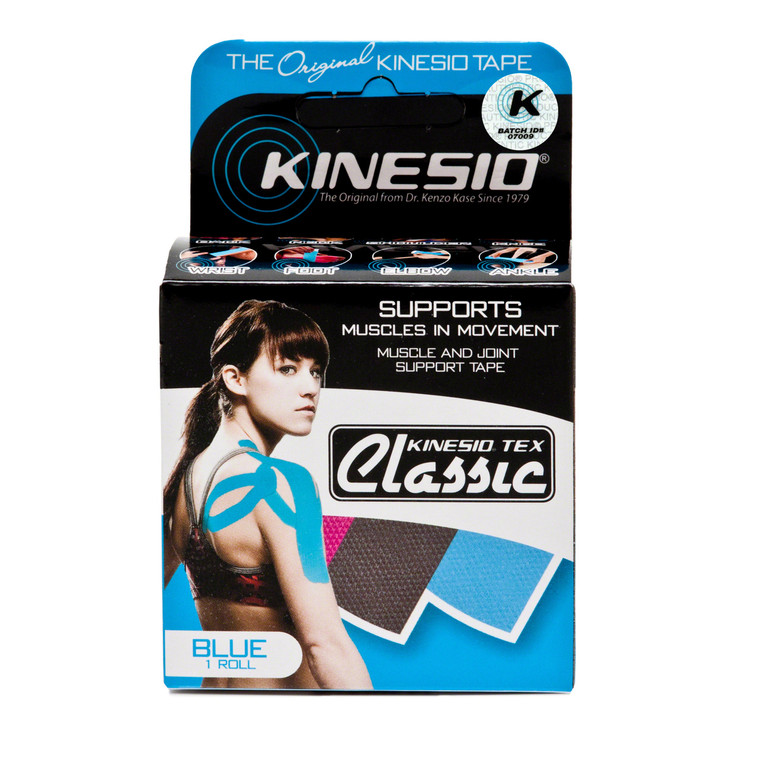 "Kinesio Tex Classic: 2"" Blue"