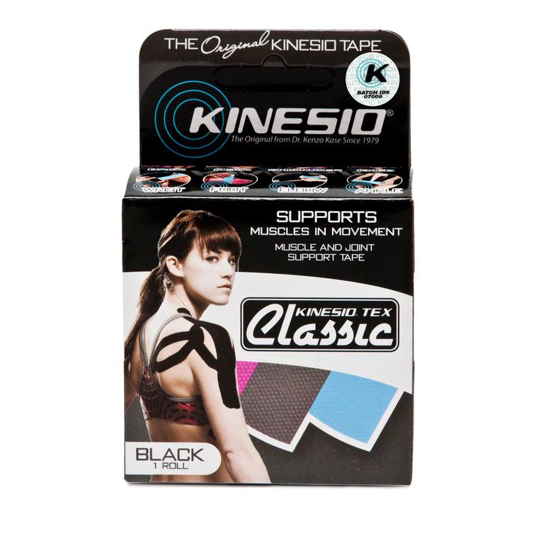 "Kinesio Tex Classic: 2"" Black"