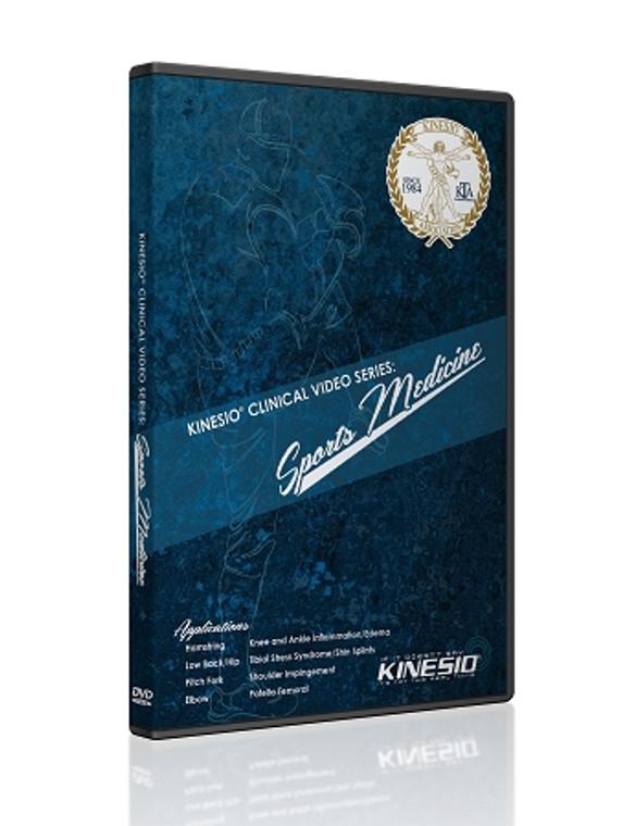 Sports Medicine (DVD w/Digital Download)