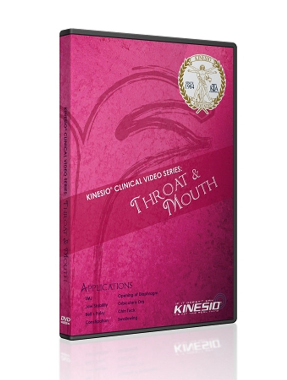Throat & Mouth (DVD w/Digital Download)