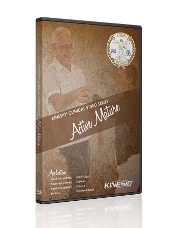 Active Mature (DVD w/Digital Download)