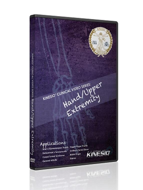 Hand/Upper Extremity (DVD w/Digital Download)
