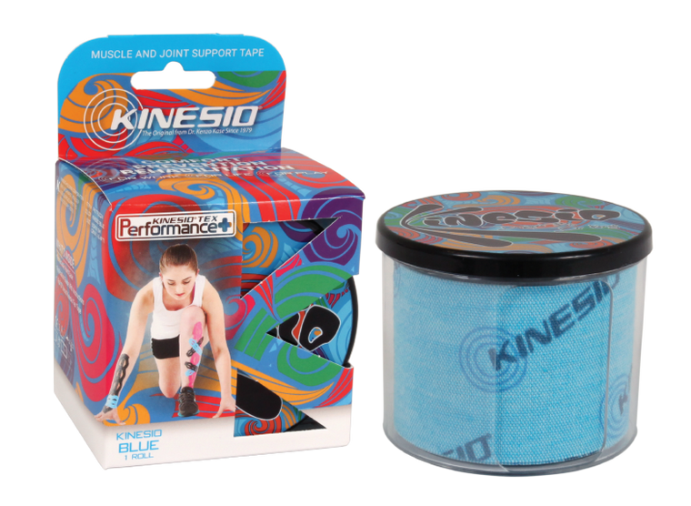 "Kinesio Tex Performance+: 2"" Blue"