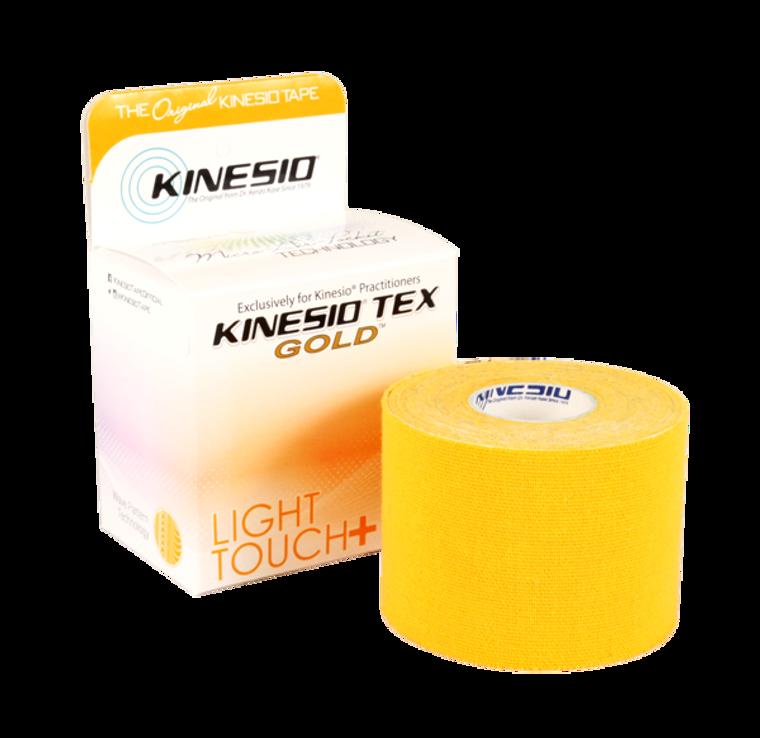 Kinesio Tex Gold Light Touch +: Kinmokusei Orange