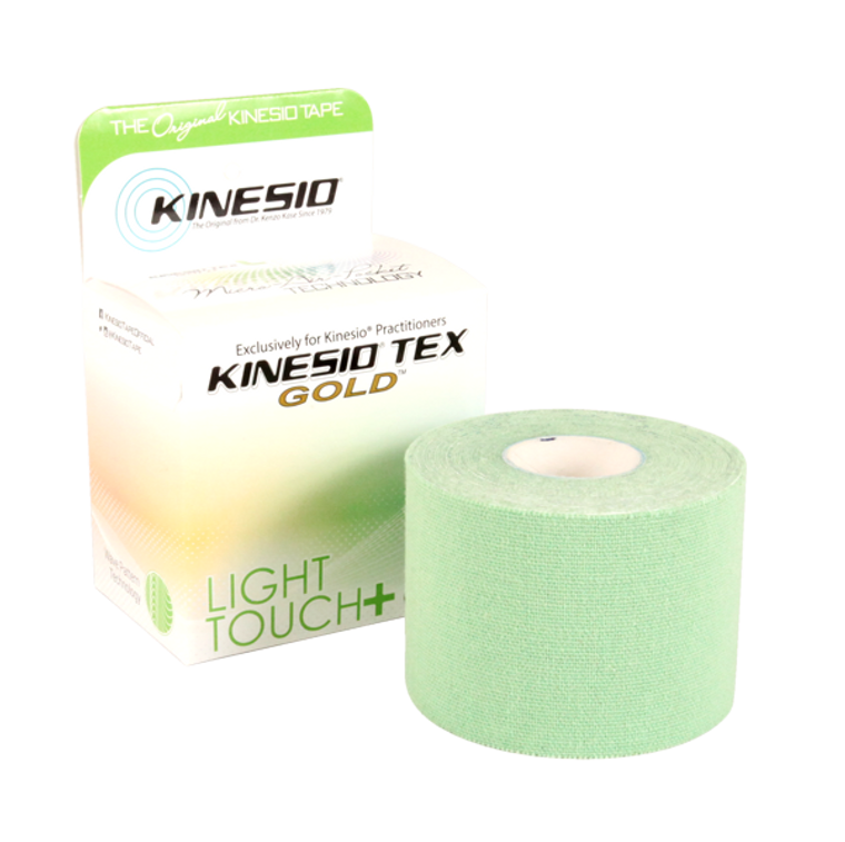 Kinesio Tex Gold Light Touch +: Take Green