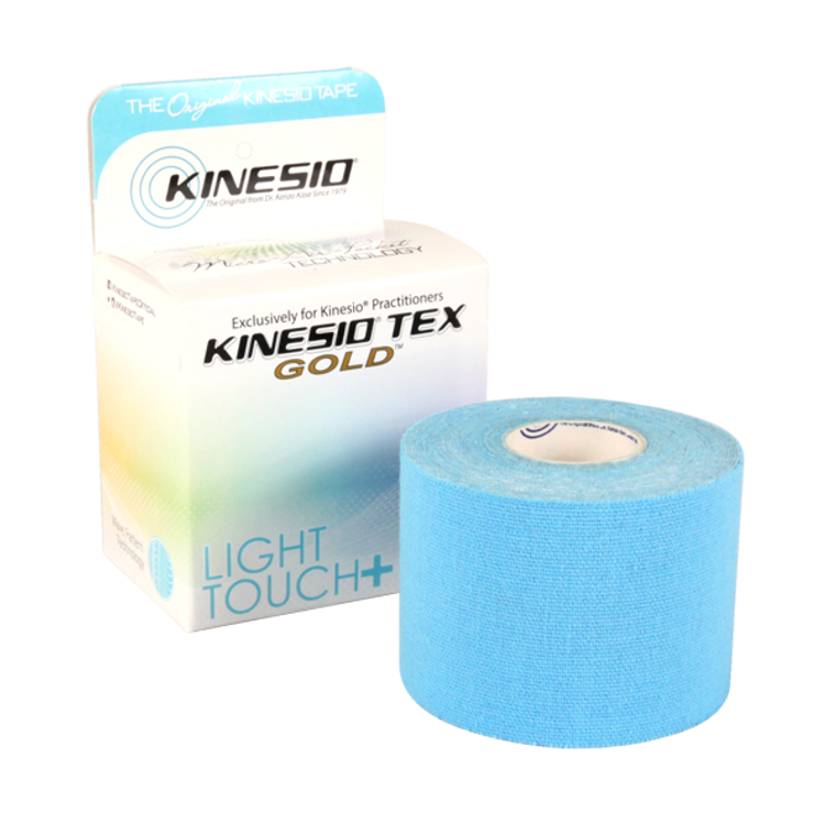 Kinesio Tex Gold Light Touch +: Ajisai Blue