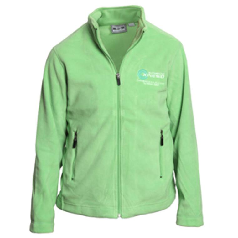 Kinesio Fleece Jacket - Green