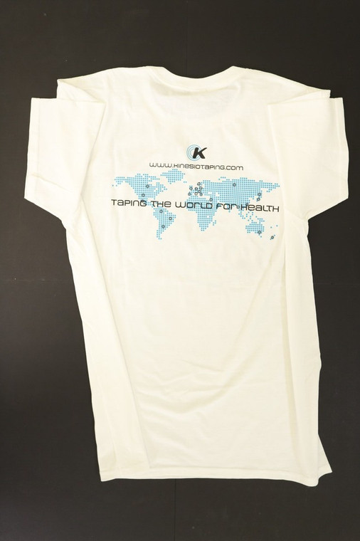 Authentic Kinesio Logo T-Shirt White
