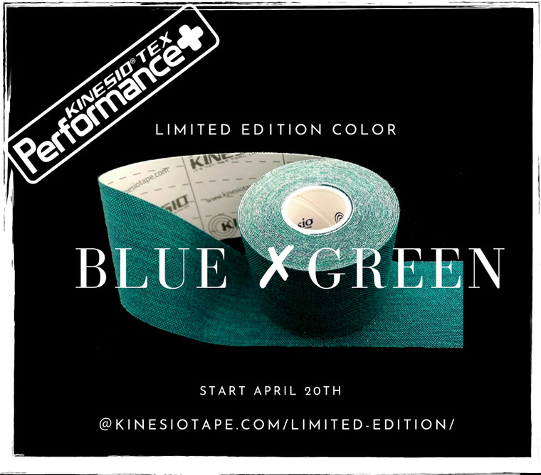 Performance+ Limited Edition Blue/Green