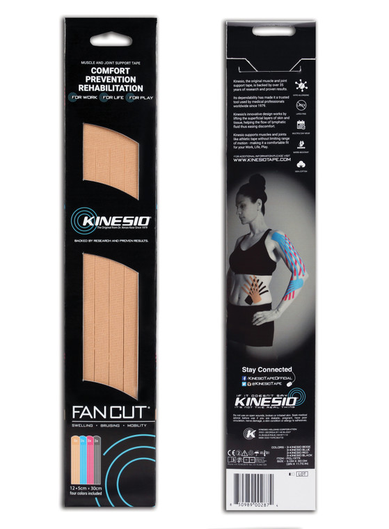 Kinesio Fan Cut