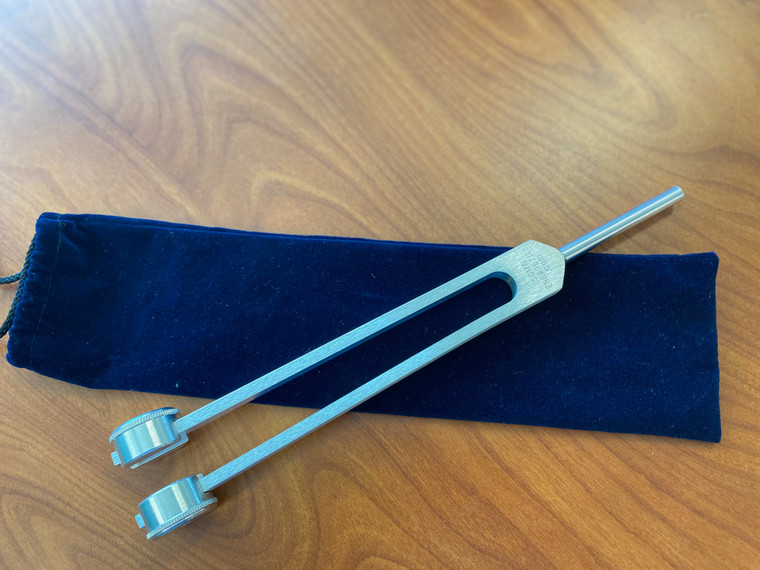 72Hz Weighted Tuning Fork