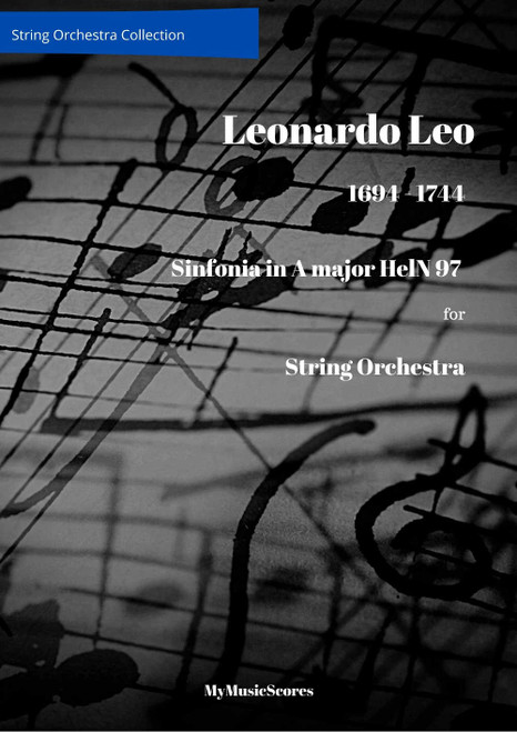 Leo Sinfonia in A major for String Orchestra