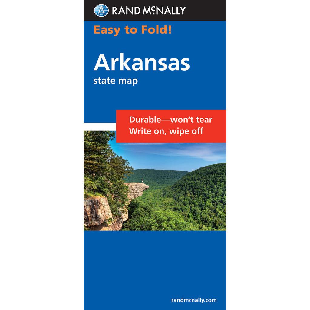 Easy To Fold: Arkansas