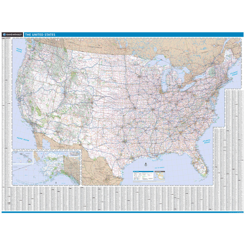 ProSeries Wall Map: United States