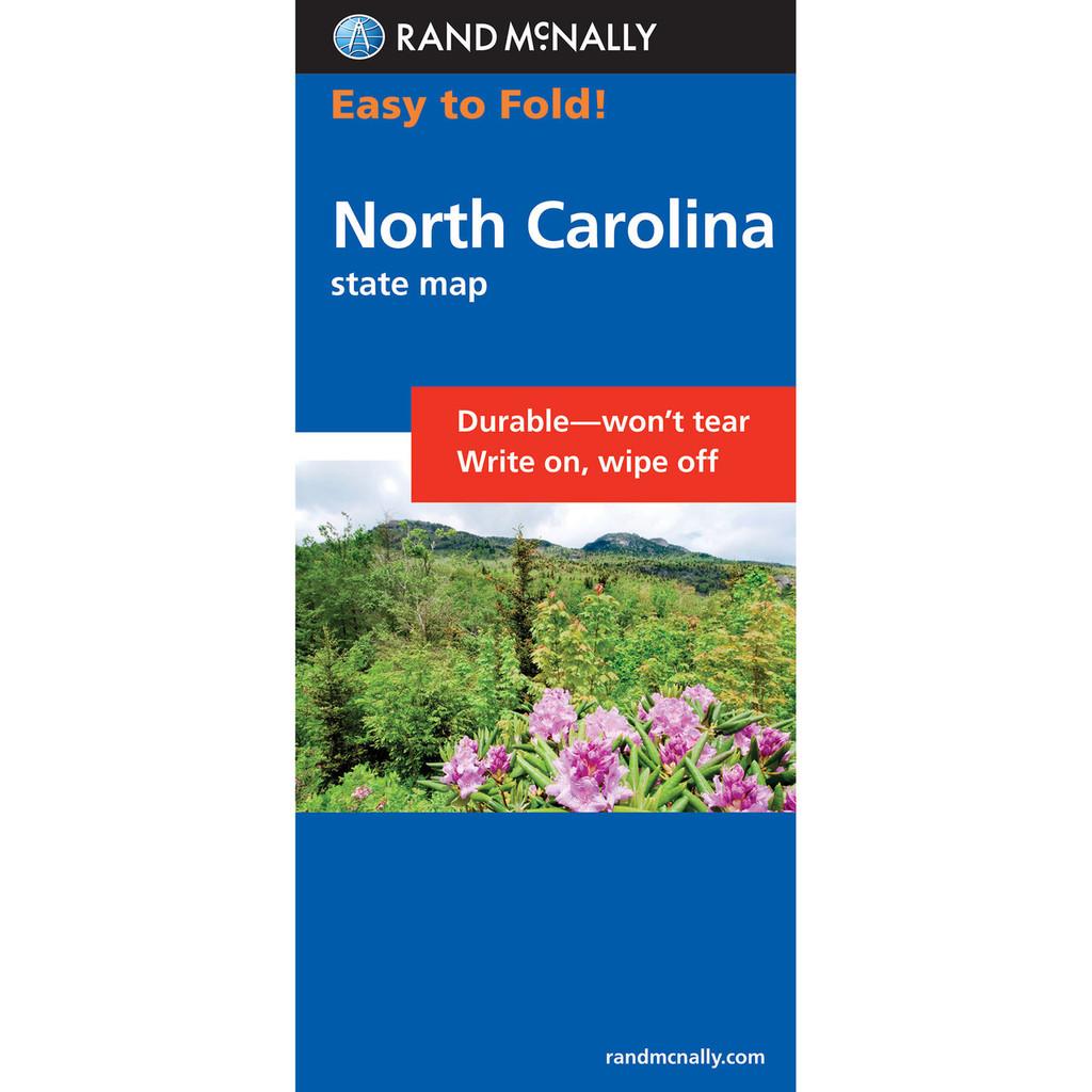 Easy To Fold: North Carolina