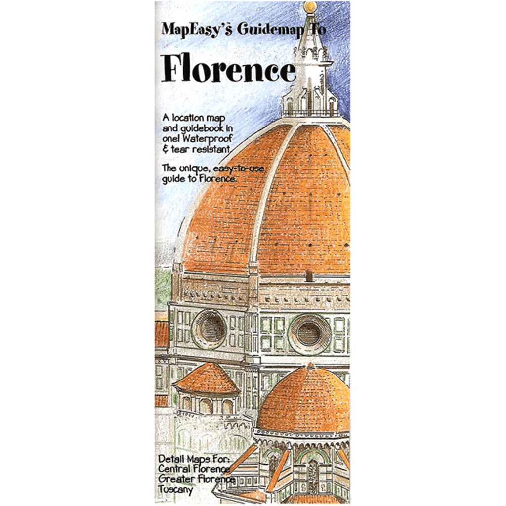 MapEasy's Guidemap: Florence
