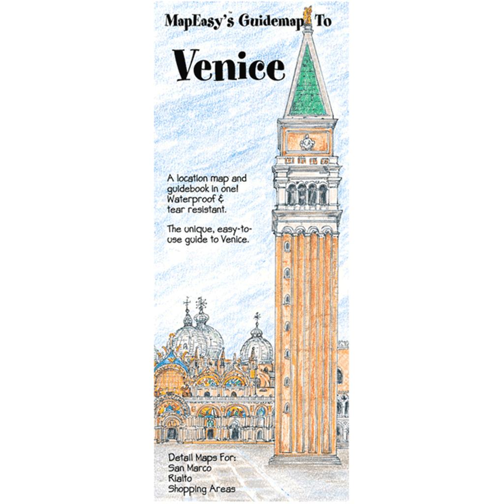 MapEasy's Guidemap: Venice