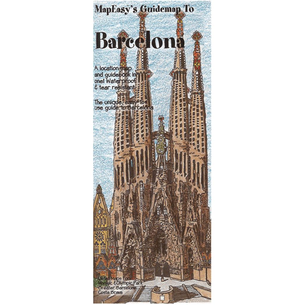 MapEasy's Guidemap: Barcelona