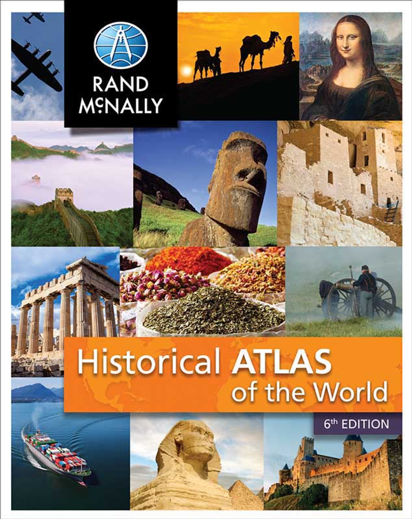 Historical Atlas of the World | Grades 5-12+