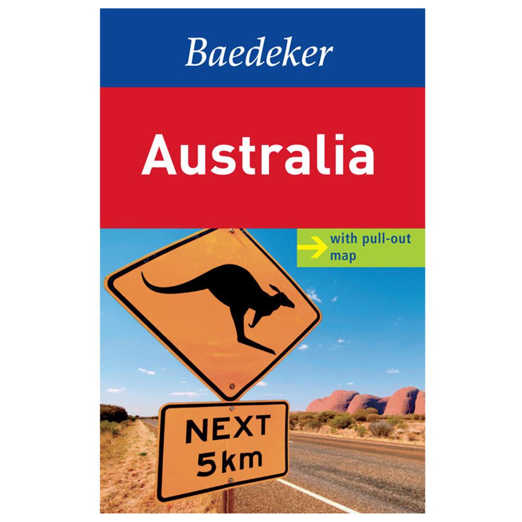 Baedeker Australia Guide