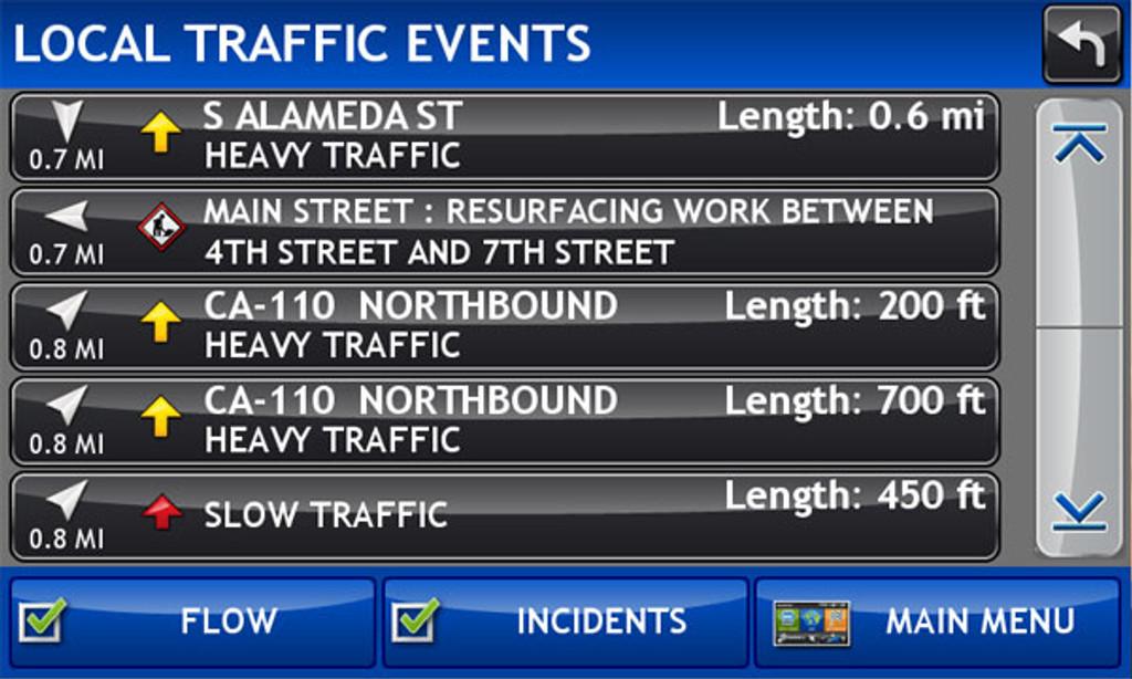 Traffic Everywhere