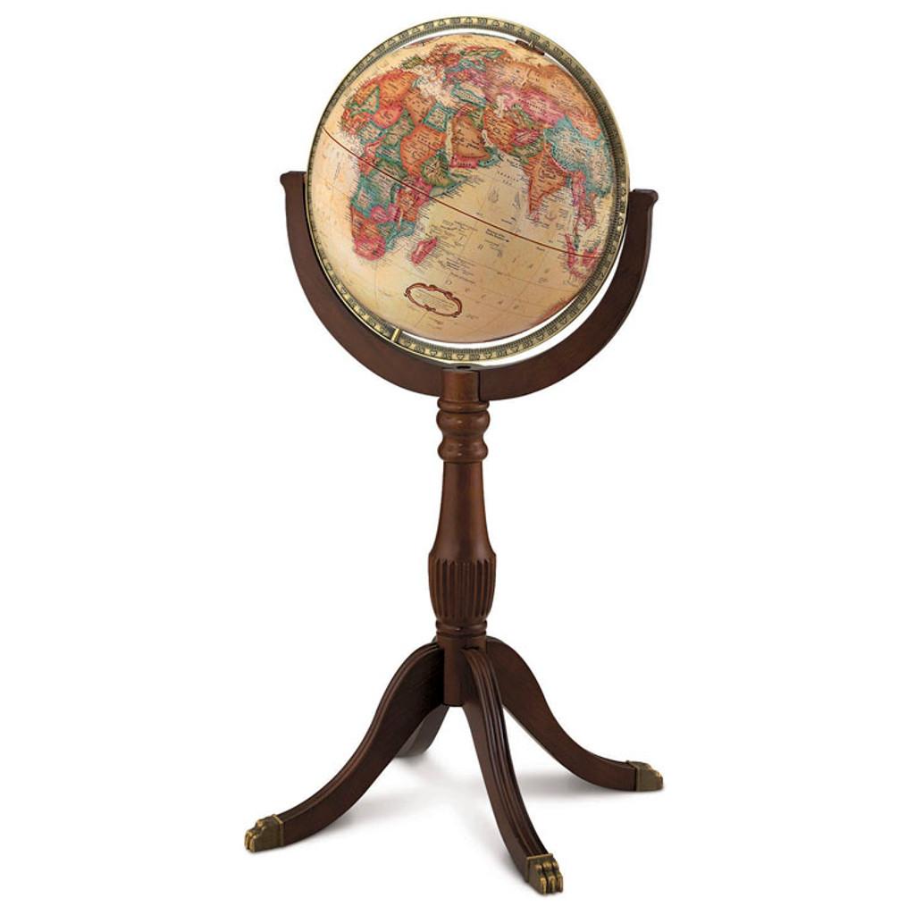"Sherbrooke 16"" Floor Globe"