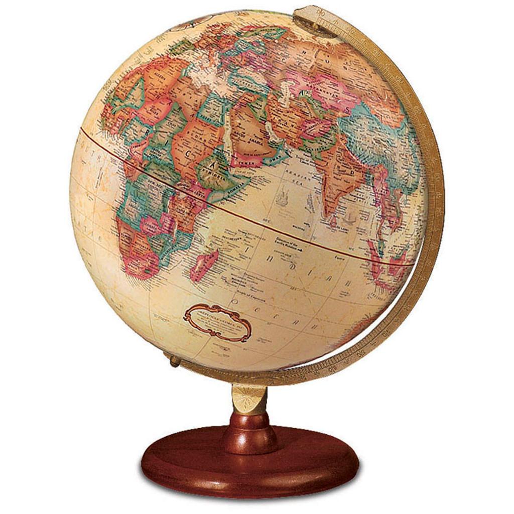 Rand mcnally globe dating