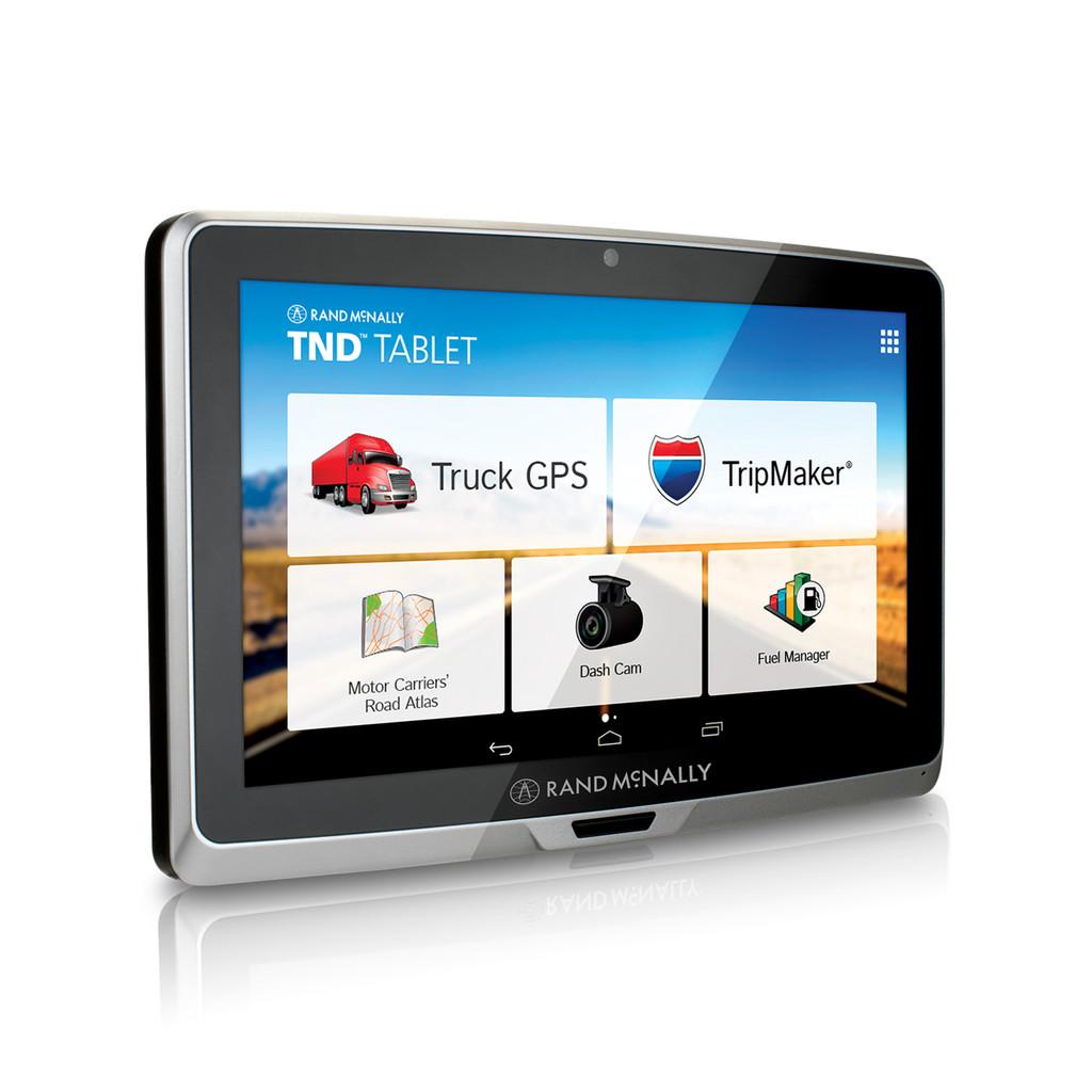 TND Tablet 70 Truck GPS
