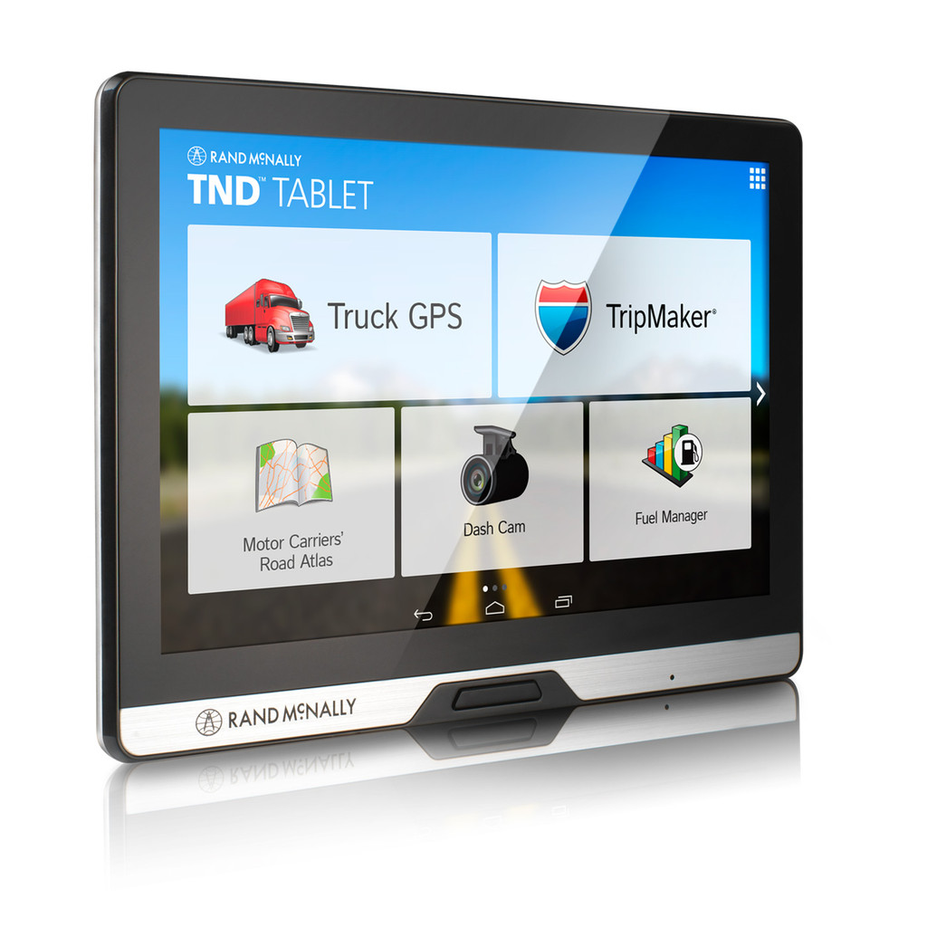 f5dab496185 TND Tablet 80 Truck GPS - Rand McNally Store