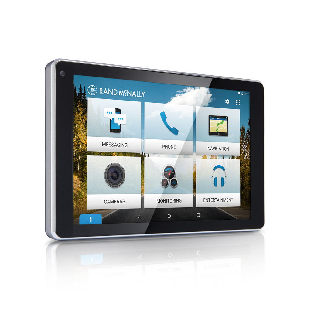 OverDryve 7 Connected Car Tablet with GPS