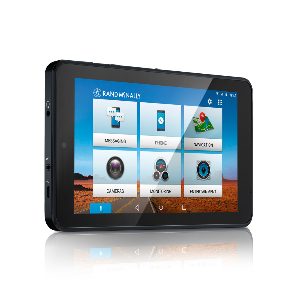 OverDryve 7C Connected Car Tablet with GPS