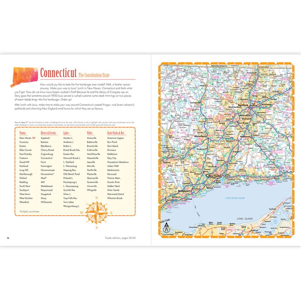 Map It! Seek & Find - Volume 1