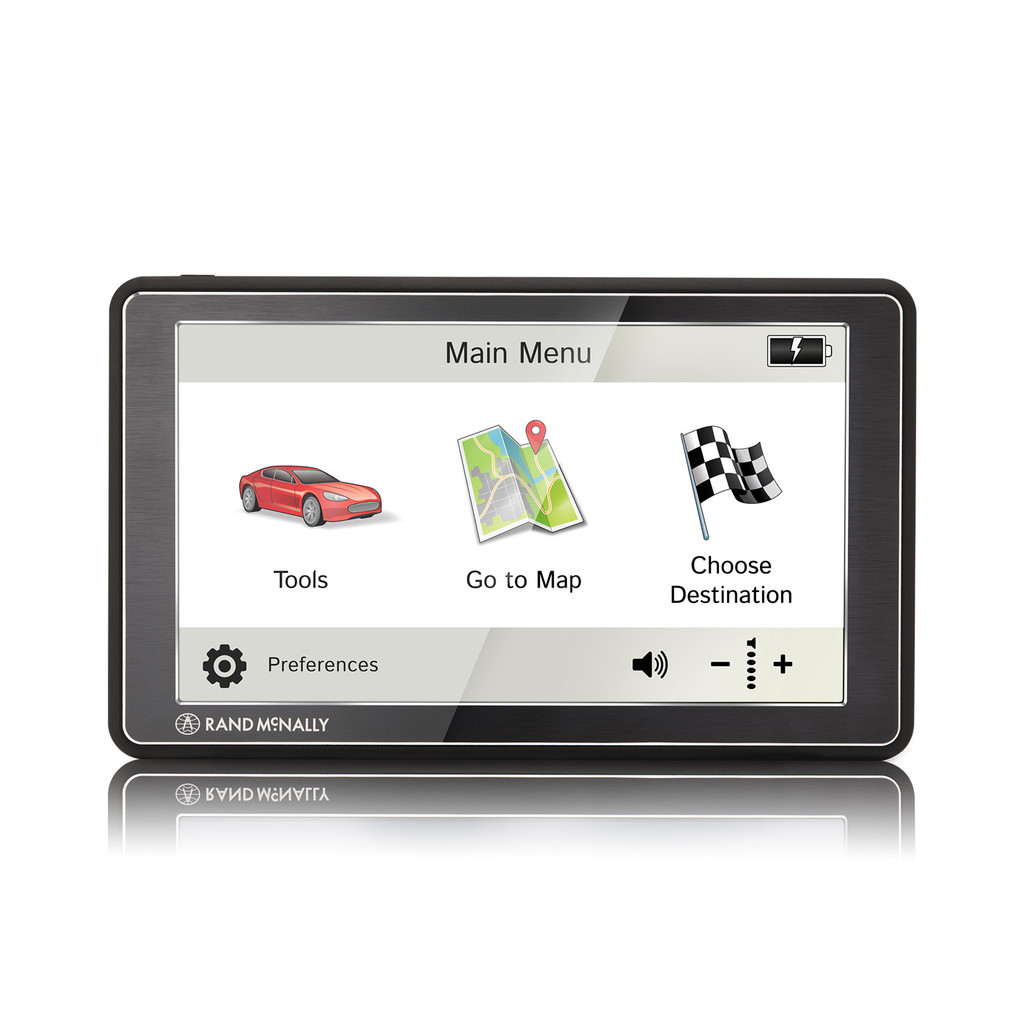 Road Explorer 7 Car GPS - Rand McNally Certified Refurbished Device