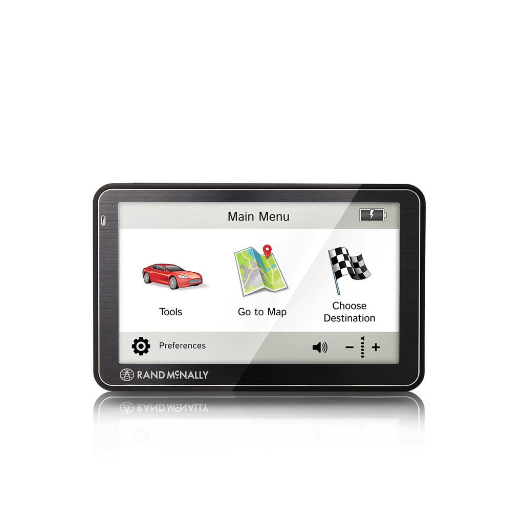 Road Explorer 5 Advanced Car GPS - Rand McNally Certified Refurbished Device