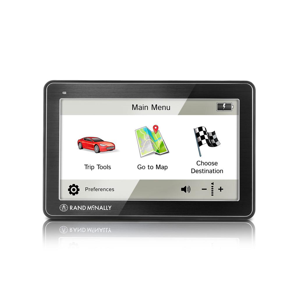 Road Explorer 60 Car GPS - Rand McNally Certified Refurbished Device