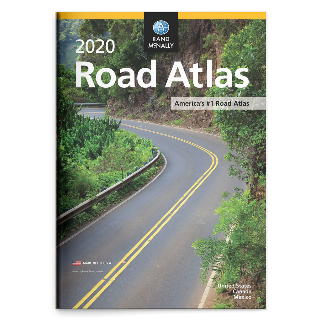 Rand McNally 2020 Road Atlas