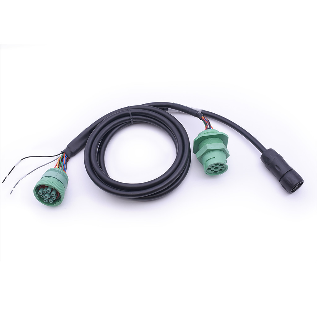 2019 Bulkhead Type 2 9-Pin Y-Cable for TND 765