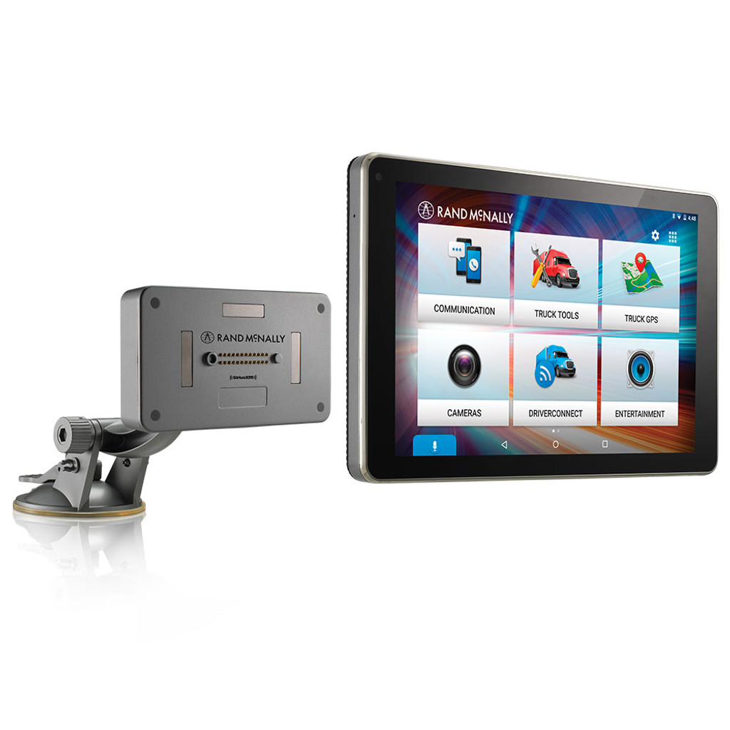 Rand Mcnally Gps >> Overdryve Pro Rand Mcnally Certified Refurbished