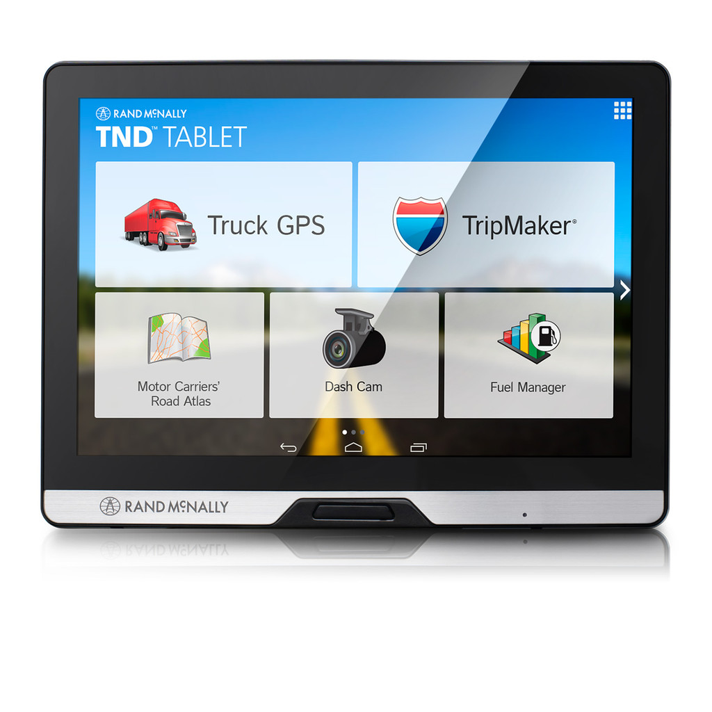 TND Tablet 80 | Rand McNally Certified Refurbished