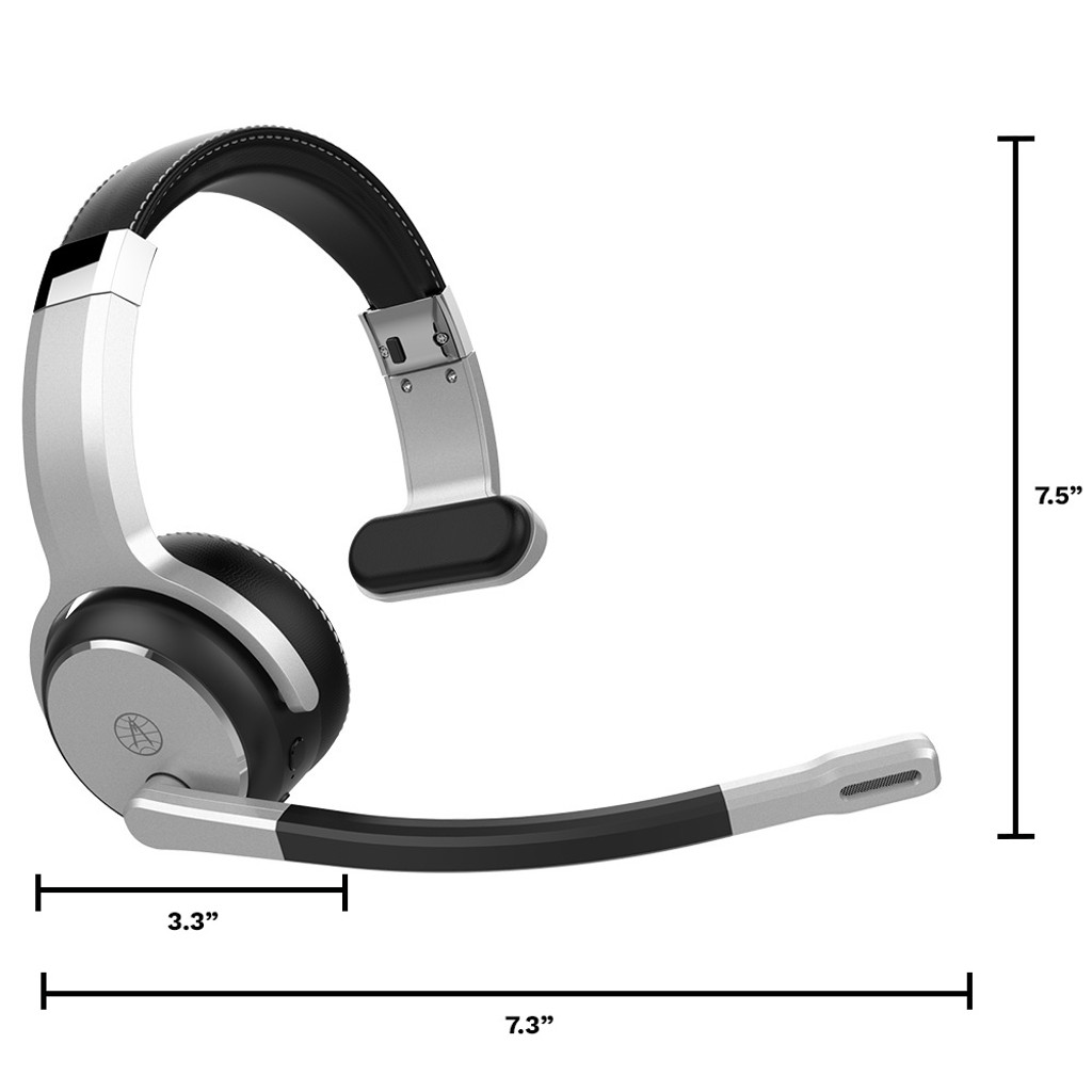 ClearDryve 180 Convertible Bluetooth Headset