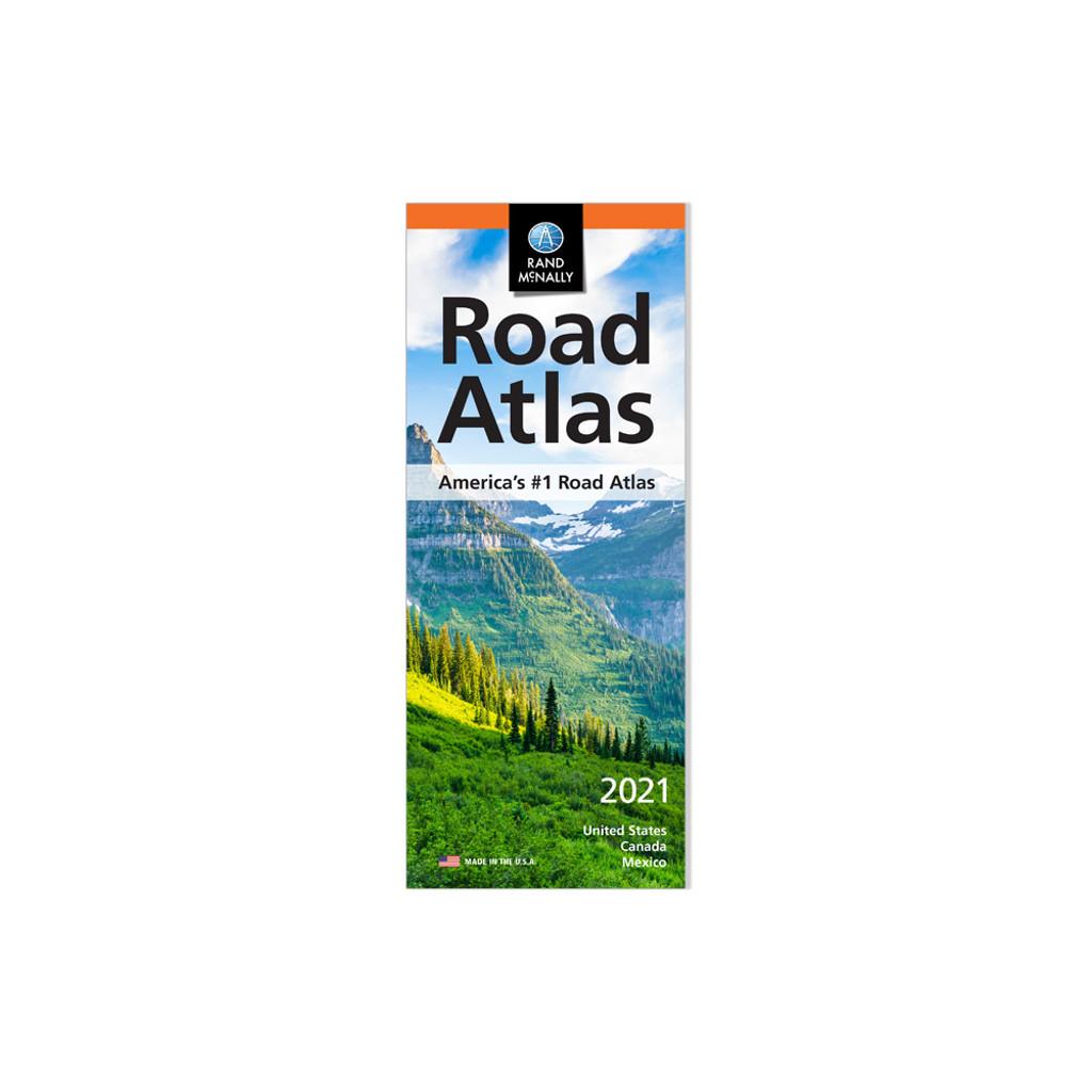 2021 Compact Road Atlas