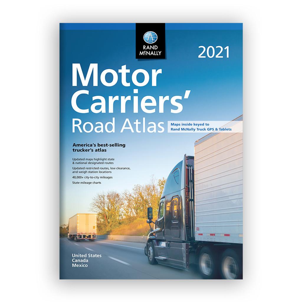 2021 Motor Carriers' Road Atlas