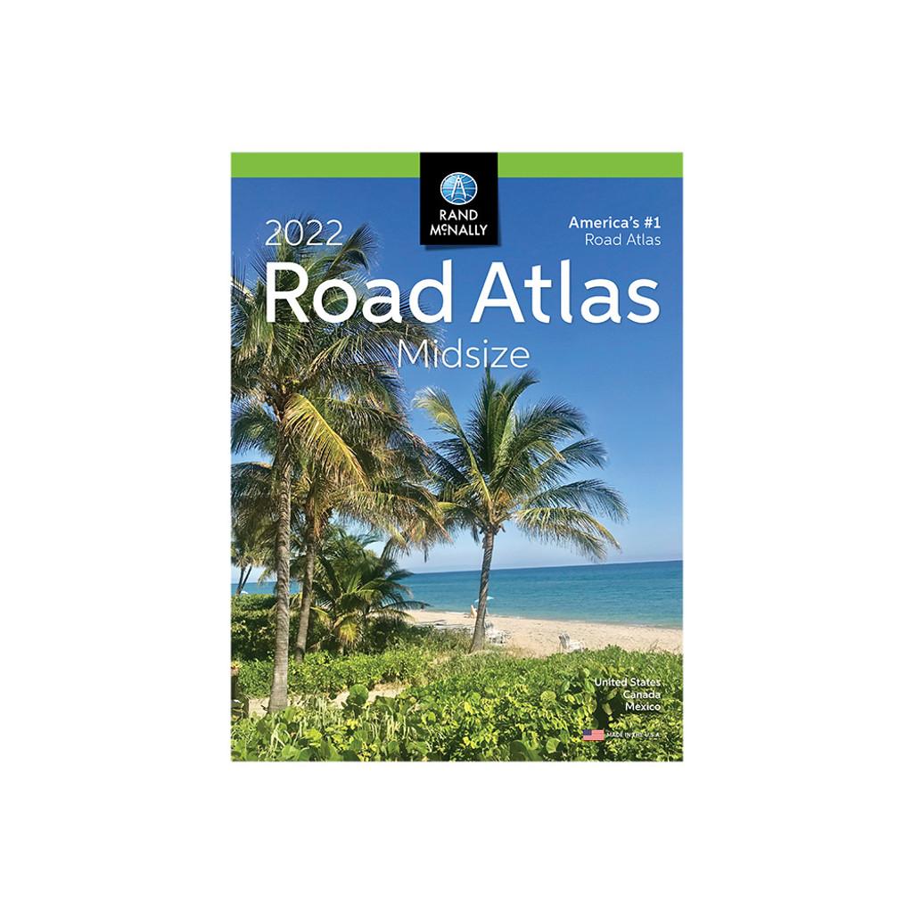 2022 Midsize Road Atlas